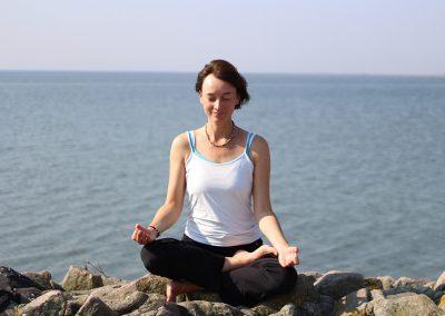 Yoga Nordsee