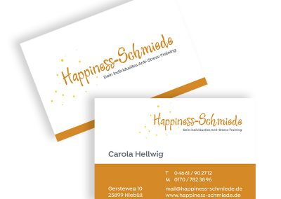 Happiness-Schmiede